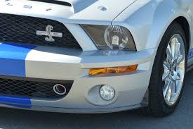 2008 mustang used 2008 used ford mustang 2dr coupe shelby gt500 at hendrick