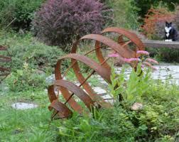 garden sculpture etsy