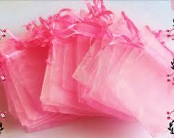 pink organza bags 100 organza bags 2 5 x 3 in white organza bags small