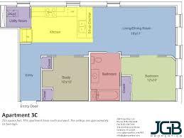 apartment 3c floor plans 401 first street liverpool ny jgb