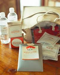 wedding welcome bag ideas sweet pea events dallas seattle wedding planners