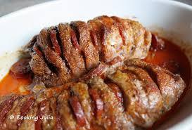 comment cuisiner un filet mignon de porc en cocotte cooking filet mignon de porc au chorizo