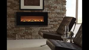 touchstone 80001 onyx wall mounted electric fireplace youtube
