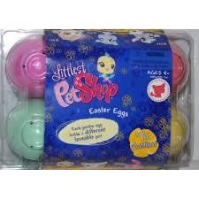 littlest pet shop easter eggs littlest pet shop easter eggs 546 551 cuddliest co uk