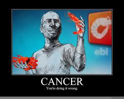 Cancer Meme - cancer anime meme com