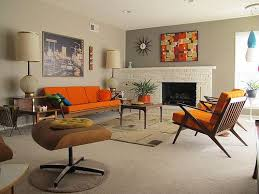Mid Century Modern Living Room Furniture by 67 Best Interior Mid Century Fireplaces Images On Pinterest