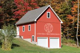 Barn Style Garage by Newport A Frame Style 1 Story Garage The Barn Yard U0026 Great