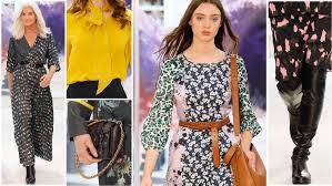 womenswear aw17 trend report