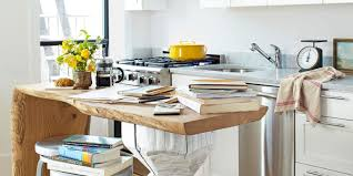 kitchen wooden varnished kitchen island best small kitchen ideas