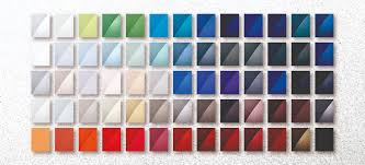 2017 Web Color Trends The Relationship To The Digital World Shapes Basf U0027s 2017 18