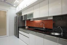 Kitchen Interior Design Photos Compact And Easy To Run But Often Tight On Space Single Line