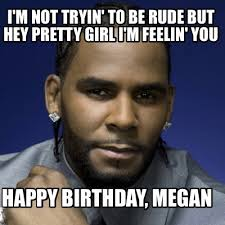 Xzibit Birthday Meme - meme creator r kelly meme generator at memecreator org