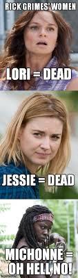Walking Dead Rick Meme - spoiler alert imgflip