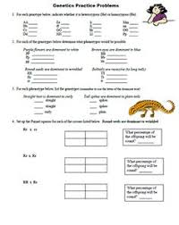 get your students critically thinking about genetics and heredity