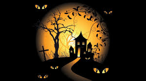 party night wallpapers halloween night 723864 walldevil