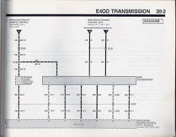 e4od schematic wiring diagrams
