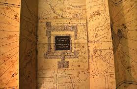 Harry Potter Marauders Map Techfly U0027marauders U0027 Map U0027 Lets You Stalk Friends U0027 Location Online