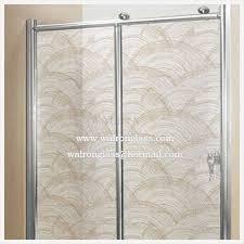 tempered glass shower door shower room frosted glass tempered glass shower door glass