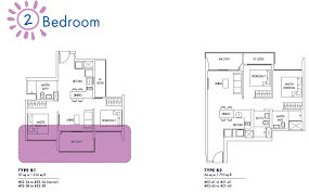 2 Bedroom Floor Plans by Sol Acres Ec Floor Plans