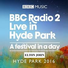 soundboard elton radio 2 live in hyde park 2016