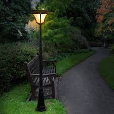 Garden Patio Lighting by Bar Furniture Patio Solar Lights Truly Innovative Garden Step