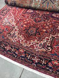 Atlanta Rug Market Laurl Designs Antique Rug Shopping Heriz Rugs Are Where It U0027s At