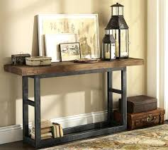 vintage style console table industrial style console table country to do the old retro style