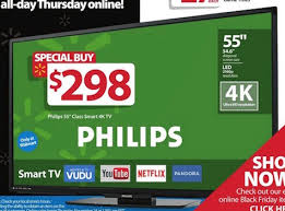 black friday 2016 deals and ads the best tv deals from walmart