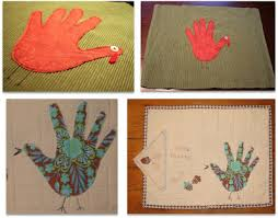 turkey placemats quilt inspiration free pattern day thanksgiving