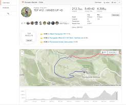 Map Of Tour De France by Strava Stats How Romain Bardet Won Stage 12 Of The