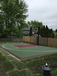 sport court midwest basketball courts gallery