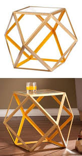 Triangle Accent Table Hipcouch Interior Design Custom Furniture