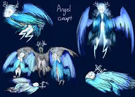 true form angels by kitsunegirl14 on deviantart
