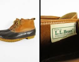 ll bean s boots size 12 ll bean boots etsy