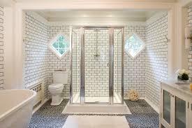 White Subway Bathroom Tile Gorgeous Variations On Laying Subway Tile