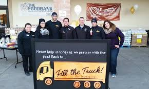 wegmans food drive weekend will make a difference fulfill nj
