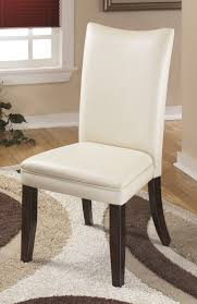Ivory Dining Room Chairs Buy Ashley Furniture Charrell Ivory Dining Room Side Chair