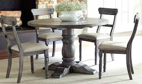 Distressed Dining Room Table Rustic Dining Room Tables For Sale Two Toned Mahogany Wood Dining