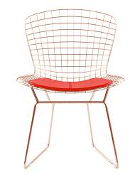 Bertoia Dining Chair Gold Bertoia Side Chair Gold Dining Chairs Mid Century
