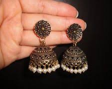 jhumka earrings jhumka earrings ebay