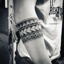 tribal armband tattoos meaning 70 armband tattoo designs for men