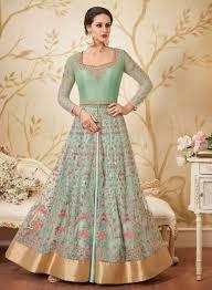 wedding wear dresses wedding wear dresses online usa mint green indian traditional