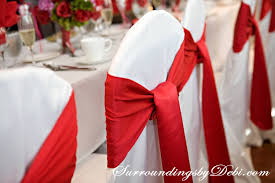Chair Tie Backs Weddings For The 4th Of July Part 2 Wedding Reception