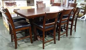 9 dining room set costco dining room sets dining room sets universal 9 counter