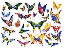 butterfly tattoos and designs page 393