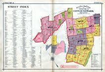 newark map newark 1926 vol 2 jersey historical atlas
