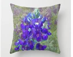 Bluebonnet Flowers - texas flowers etsy