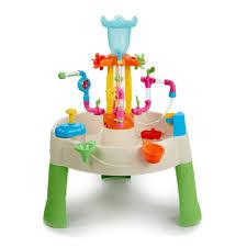table eveil bebe avec siege table d activités aquatiques tikes pour enfant de 2 ans à 6