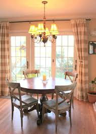 Curtains Over Blinds Curtains For Sliding Glass Door U2013 Teawing Co