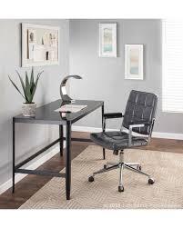 bureau chrome bureau office chair bureau contemporary office chair with chrome